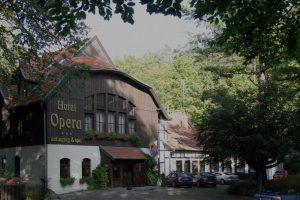 Hotel Opera zrealizowana strona www